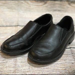 French Toast Boys Casual Dress Shoe Size 6 Black